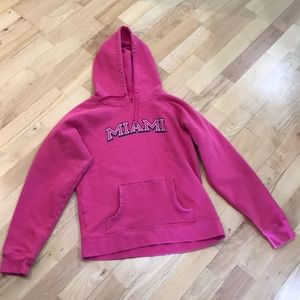 Miami hoodie by Champion